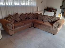 L shape couch / corner couch for sale