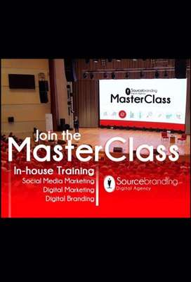 interactive Masterclass in Digital Branding, Social Media