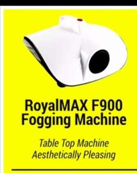 RoyalMAX F900 Fogging Machine.