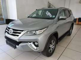 2018 Toyota Fortuner 2.4 GD-6 auto
