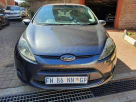 2010 Ford Fiesta 1.4 Ambient