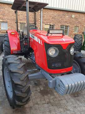 Massey Ferguson 440 4WD Tractor incl canopy