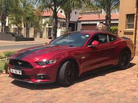 2017 Ford Mustang GT 500