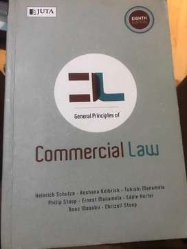 General Principles Of Commercial Law (Paperback, 8th ed)