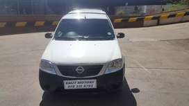 NISSAN NP-200 1.6PETROL 2017 MODEL WITH CANOPY