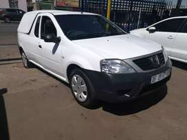 2014 Nissan NP-200 1.6 bakkie with canopy for business