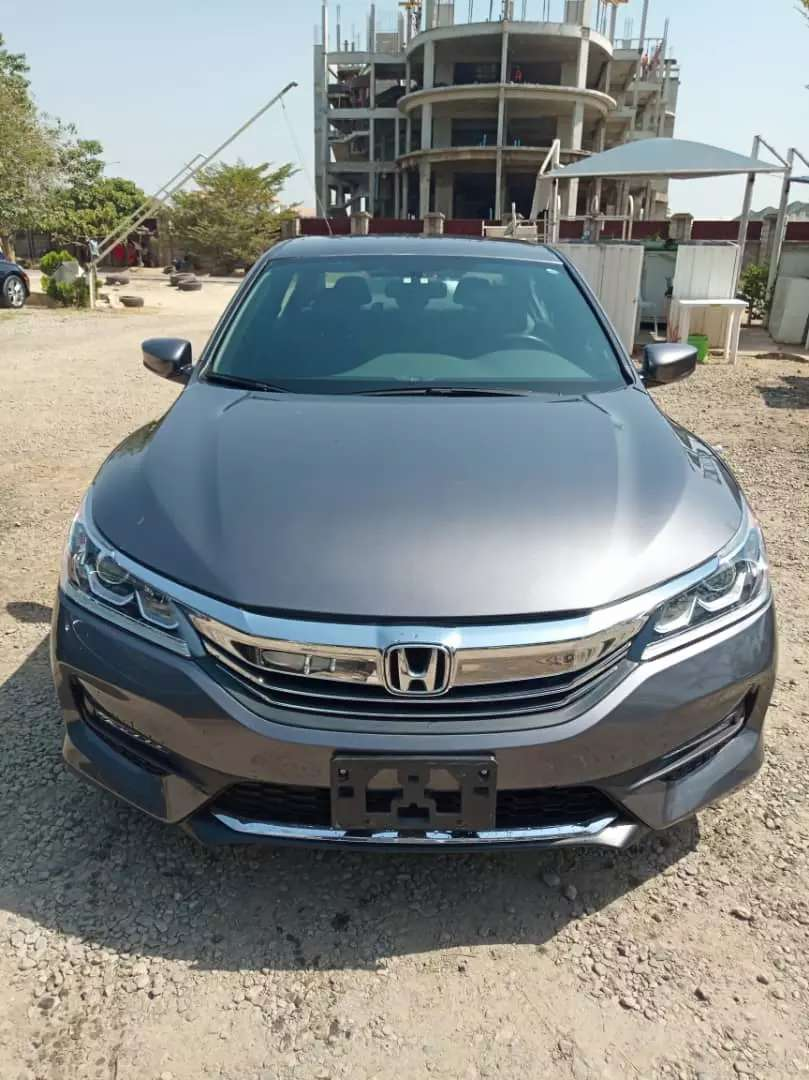 Honda accord 2016 0