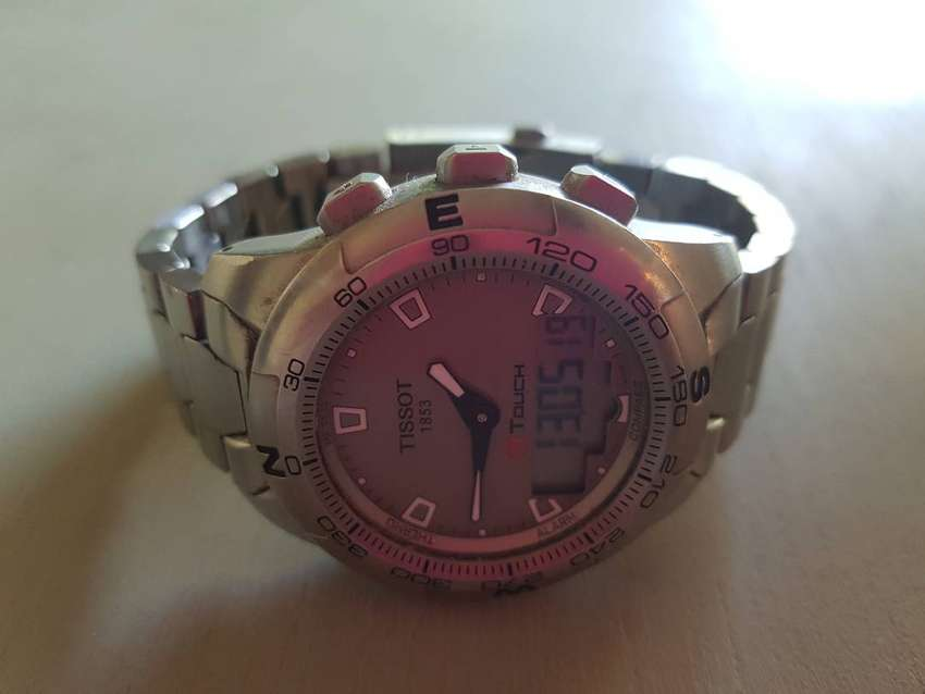 TISSOT WATCH for sale 0