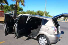 Very good condition,Engen, gearbox 100%,7 seater, power starring