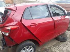 Hyundai Grand i10 Stripping for spares