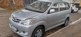 Toyota Avanza 1.5 SX seven seater available in excellent condition
