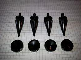 Kolce do kolumn głośnikowych kolec do kolumny zestaw kolców podkładki