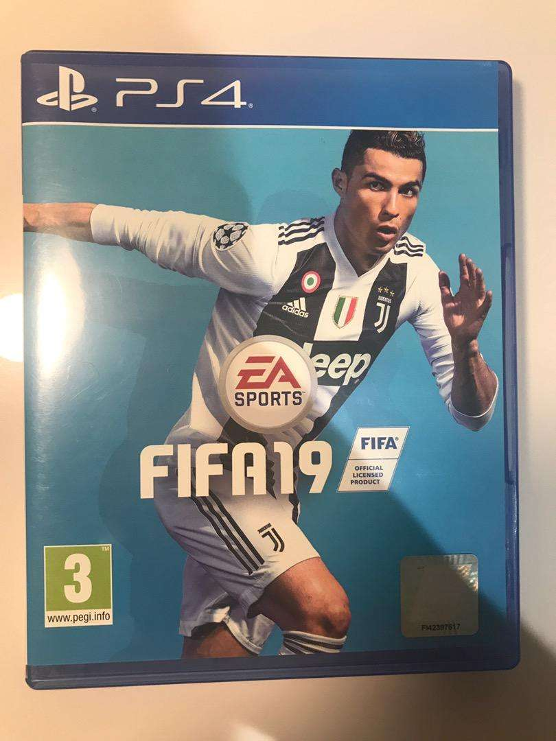 Fifa 19 for PS4 0