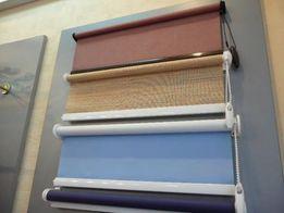 Тканевые ролеты, рулонные шторы от производителя!