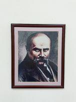Портрет Шевченко Тараса Григорьевича вышивка крестом