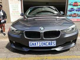 BMW 3 series 320i 2012 model AUTO for SELL