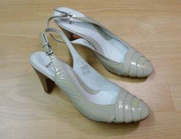 Женские туфли LLOYD Германия (натур. кожа) 37-38 размер 5 1/2. Бежевый
