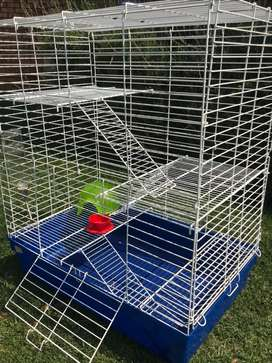 Extra Large Cage for Rat / Hamster / Rodent / Bird