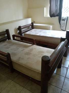 Log Beds for sale