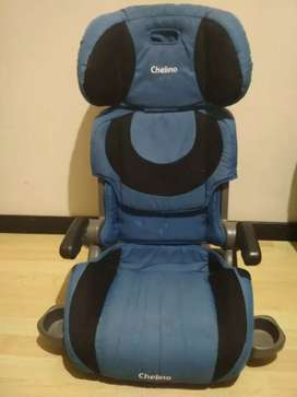 Chelino booster car seat chair