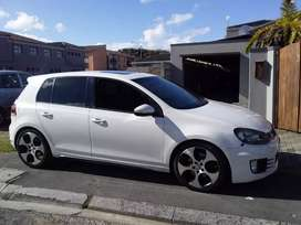 2011 Golf 6 GTi dsg black leather interior drives in auto and manual