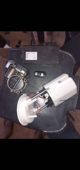 Bmw 1 series throttle body and brand new petrol pump