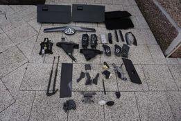 Toyota Verso 09-17 Zestaw części, plastików wnętrze