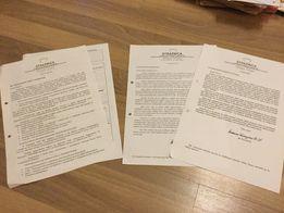 Swiadkowie Jehowy Straznica Listy z biura oddzialu do zborow