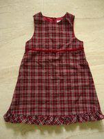 Elegancka sukieneczka, jak nowa, ok 6 lat