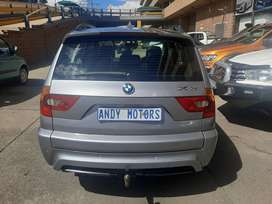 GOOD CONDITION USED 2006 BMW X3 3.0