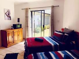 Qhambalala Secunda Rooms R300per couple  per day