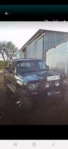 Looking for bakkie I have 90k-100k to spend