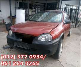 Opel new and used spares\parts-Corsa Lite stripping