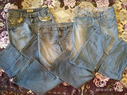 штаны джинсы штани джинси набор набір S M 42-44