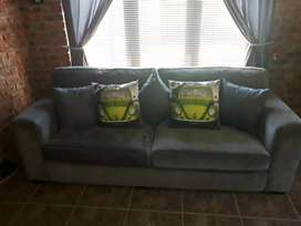 Large 3 seater Elpine couch