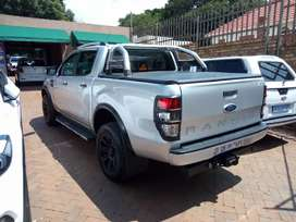 Ford Ranger 2.2 6speeed Double Cab Manual For Sale