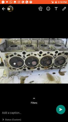 BMW 318i G-string Complete cylinder head for sale