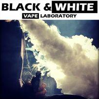 Рідина для електронних сигарет BLACK&WHITE. Вейп, жижа, заправка, база