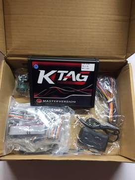 KTAG Chip Tuning Kit ECU Remapping/Programming Tool Master-Repair ECU