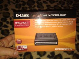 DSL-2500U – это доступный высокопроизводительный ADSL/Ethernet-маршрут