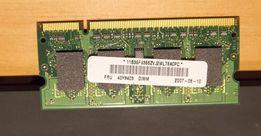Pamięć RAM DDR2 SAMSUNG 1GB 2Rx16 PC2 - 5300S - 555 - 12