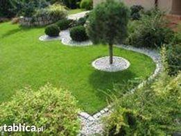 Usługi ogrodnicze, zakładanie trawnika, koszenie, wycinka drzew, ogród
