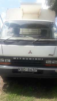 Quick sale! Extremely clean Mitsubishi FH KBD truck available at 2.4m 0