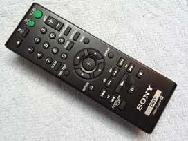 REMOTE FOR SONY TV & DVD ALL IN ONE