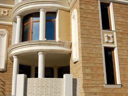 Плитка фасадная, интерьерная, декоративная из природного камня