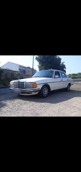 Mercedes for sale or swap