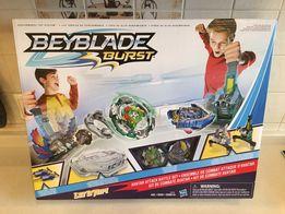 Арена белая Бейблейд Hasbro Beyblade burst Волтраек Кербеус