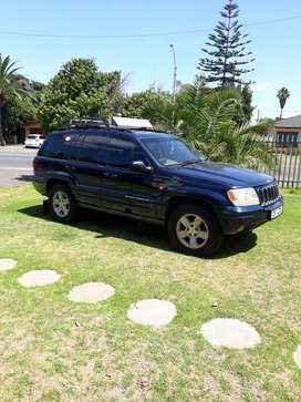 Grand Jeep Cherokee Limited Edition