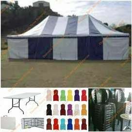Tent package deal