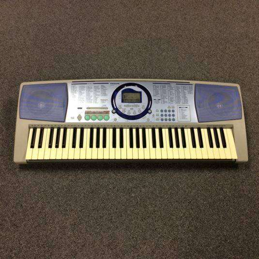 Panasonic piano keyboard KC211 0